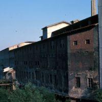 Façade du Moulin côté Arn