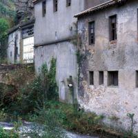 Bâtiments côté Arnette, usine rive gauche