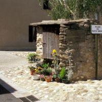 Au puits Sirven à Saint-Alby : puits