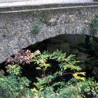 Le pont du Moulin de la Resse