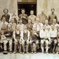 Ouvriers du Moulin Bas