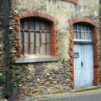Détails d'encadrement de portes et fenêtres
