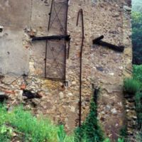 Vestige de mur