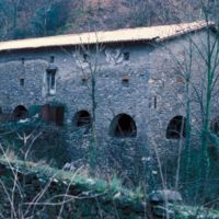 Le bâtiment de la rive gauche