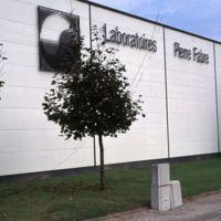 Laboratoires Fabre, sur emplacement du Moulin de la Molière