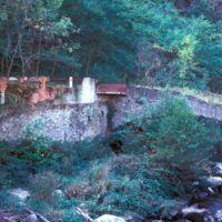 Barrage et pont rive gauche