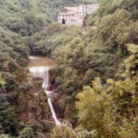 Usine et barrage de Sabatié