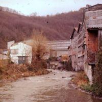 Moulin de la Resse, vu de l'Arnette
