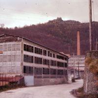 Mégisserie Rouanet, cheminée du Moulin de la Resse