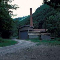Les Bascouls (?) avec cheminée