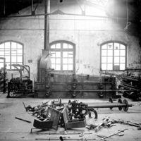 Intérieur, machines et outils
