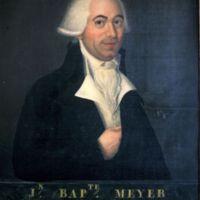 Tableau de Jean-Baptiste Meyer, Musée de Carcassonne