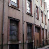 Bonneterie Balfet, rue de la Nogarède