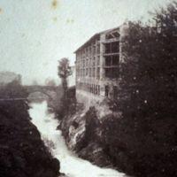 Pont de Larn et usine