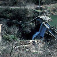Barrage de l'usine