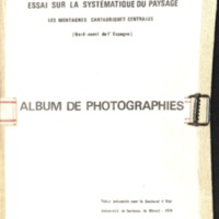 Album de photographies