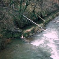 Barrage et canal d'amenée