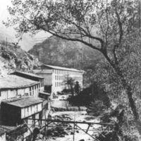 Carte Postale : Pont de Laquière