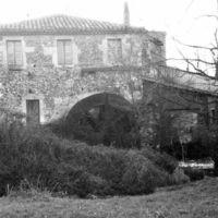 Le Moulin-Bas : face Nord, vue générale
