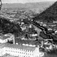 Carte postale : Usine et Moulin de la Resse