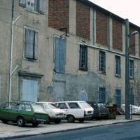 Rue du Redondal à Lacapelle: mégisserie Sénégas