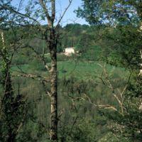 Château au-dessus du Linoubre