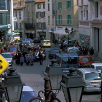 Mazamet, manifestation pour le centenaire (1909-2009) : Début, marche dans la rue