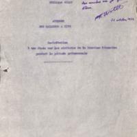 Auxerre des origines à 1170 : contribution à une étude sur les civitates de la Province Sénonaise pendant la période précommunale