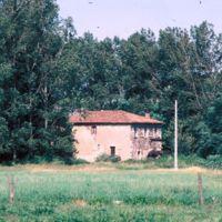 Le Moulin depuis les champs