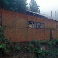 Autres bâtiments de la rive gauche en ruine