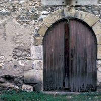 Porte de l'ancien moulin