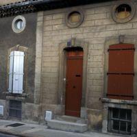 Maisons populaires, rue de la Resse