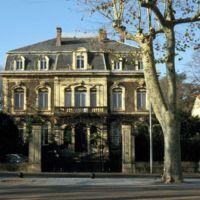 Maison bourgeoise en face des Promenades