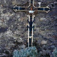Usines sur l'Arn - Croix au Mas de la Borie