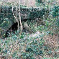 Le pont au Moulin des Durands sur le Linoubre