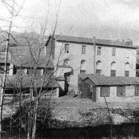 Usines sur le Thoré : Secteur entre Saint-Amans et La Richarde - Moulin Lautier
