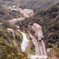Vue aérienne : Sluomroc, Saint Sauveur, Moulin de la Resse
